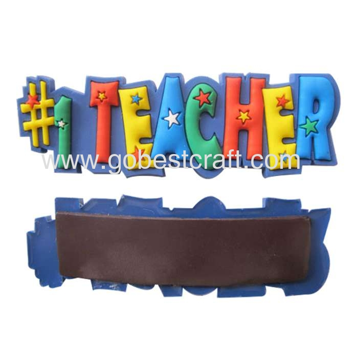 PVC fridge magnet 22