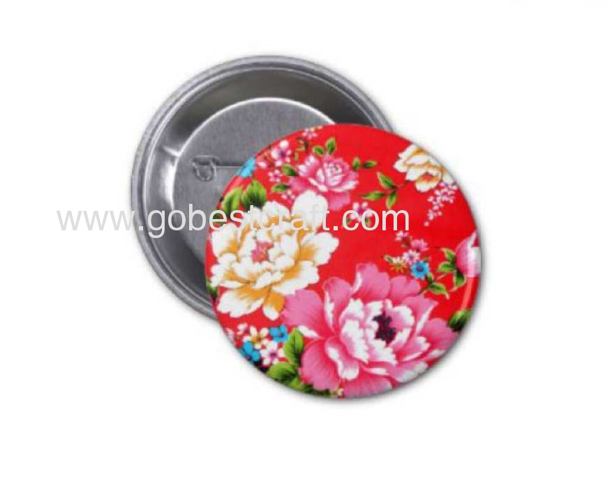BC-Tin button badge 11