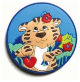 PVC fridge magnet 15