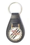 BC-Metal Leather Keychain 36